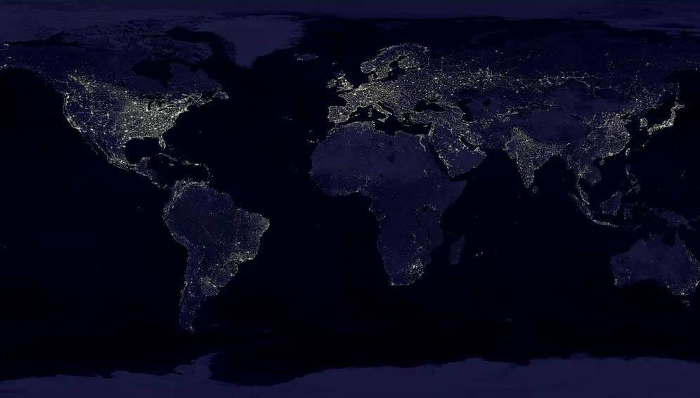 La ruée vers les données peut creuser la fracture Nord-Sud
