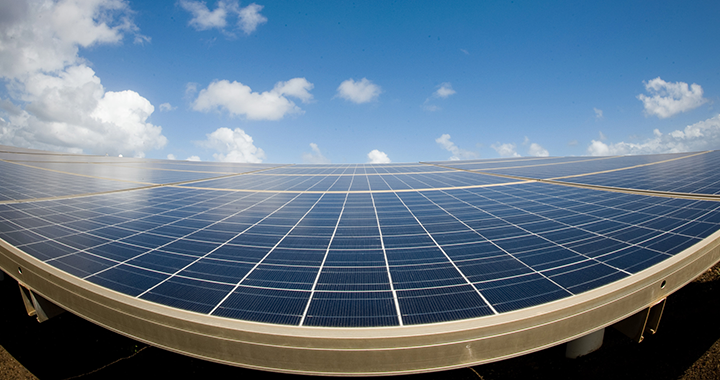 Africa Solar Panel