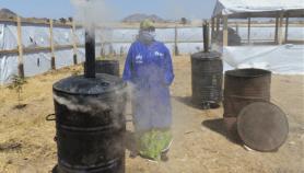 En Images : Les réfugiés de Boko Haram engagés pour l'environnement
