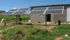 Stimuler la fabrication des panneaux solaires en Afrique