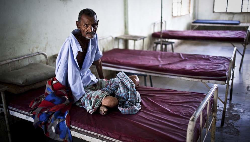 tuberculosis patient - main