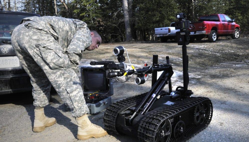 UN treaty against killer robots urged_panos