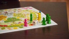 Un jeu éducatif pour combattre les vers intestinaux chez les enfants