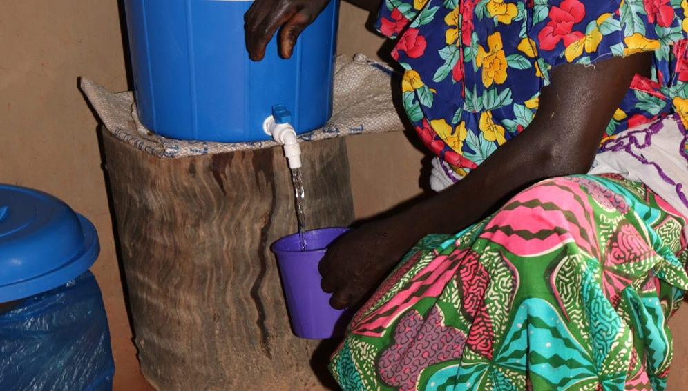Burkina Water