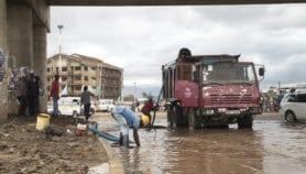La responsabilité de l'homme engagée dans les inondations en Afrique