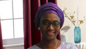 Khoudia Sow, lauréate du Prix Fondation Croix-Rouge