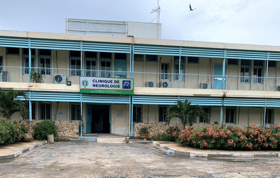 Hopital Fann de Dakar