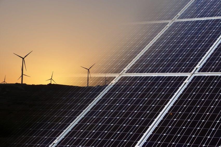 renewable energy environment