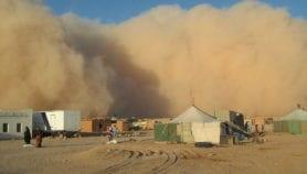 La poussière accroît le taux de mortalité infantile en Afrique