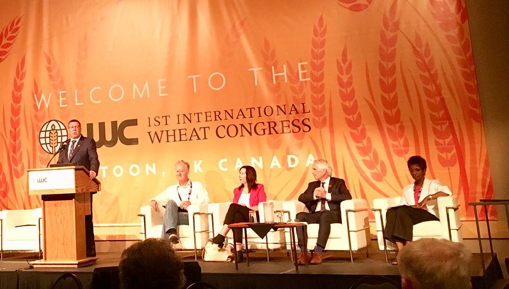 wheat conf