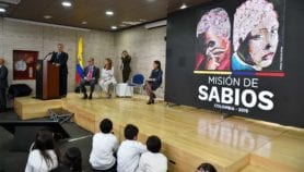 Colombia crea grupo de 'sabios' para orientar la política científica