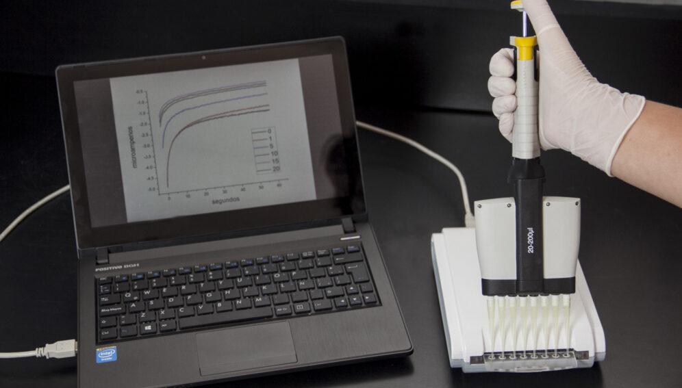 Biosensor by INTI