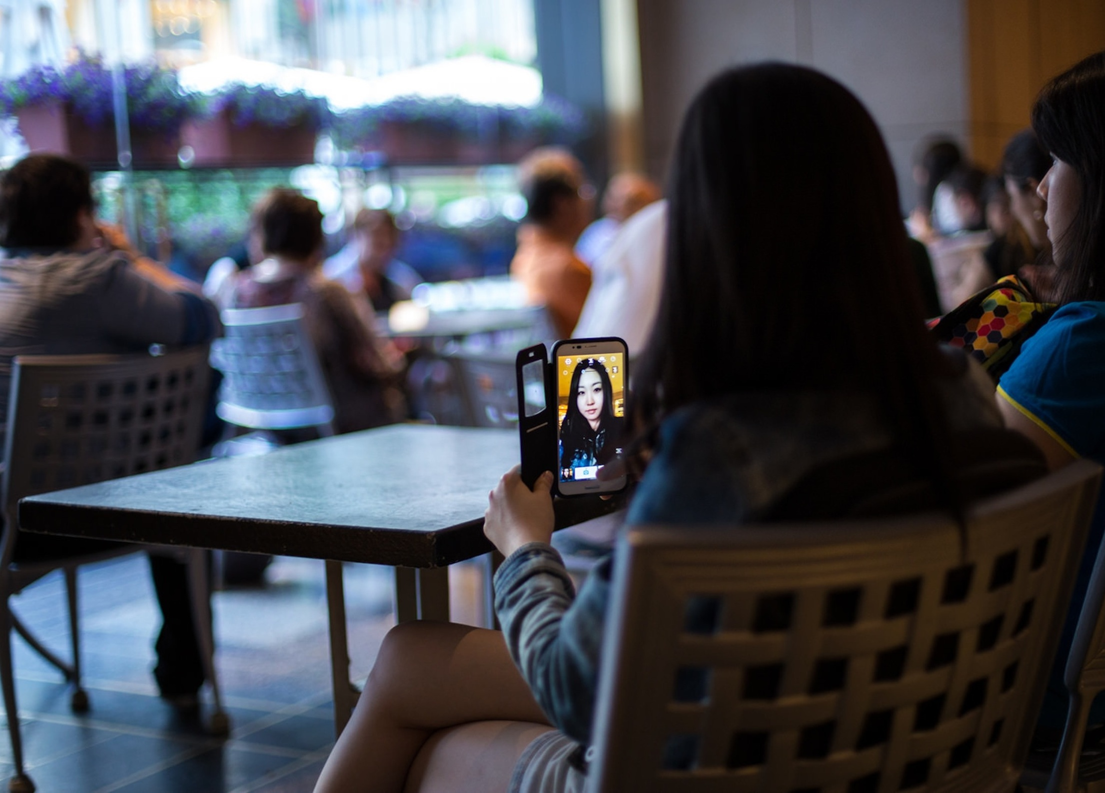 Teléfonos inteligentes… ¿elección inteligente?