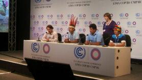 COP20: encuentro de dos dimensiones del conocimiento