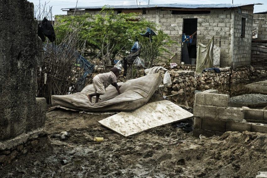 Haiti pobreza ONU