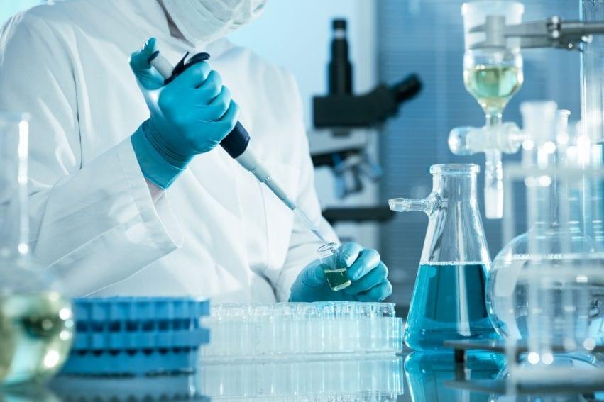 laboratory by pixabay
