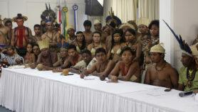 Indígenas ganan derechos sobre su patrimonio genético
