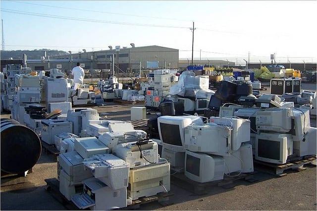 Reciclaje electrónico USA