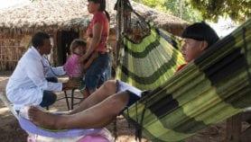 Pueblos nativos cercados por enfermedades no trasmisibles