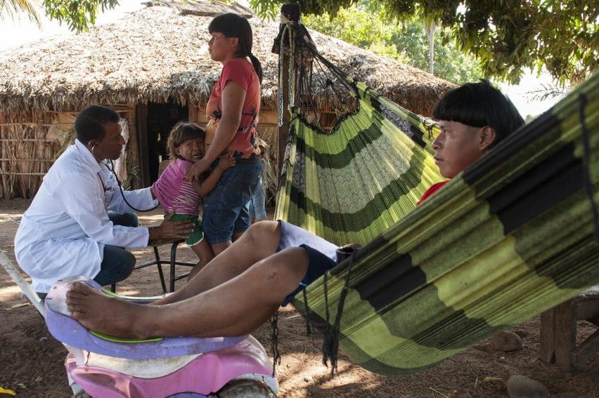 salud en Xavante