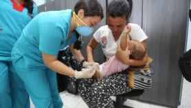 Baja vacunación y crisis en Venezuela explican brote de sarampión en Brasil