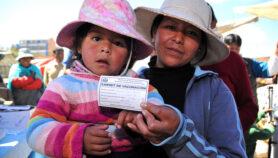 Turismo y migración causan retorno de sarampión a la región
