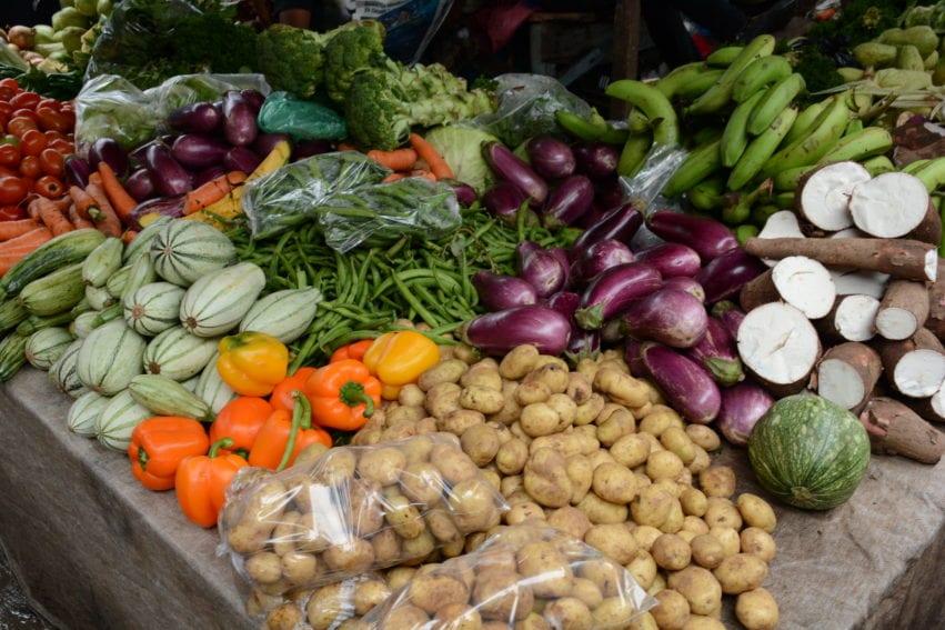 Verduras by CIAT