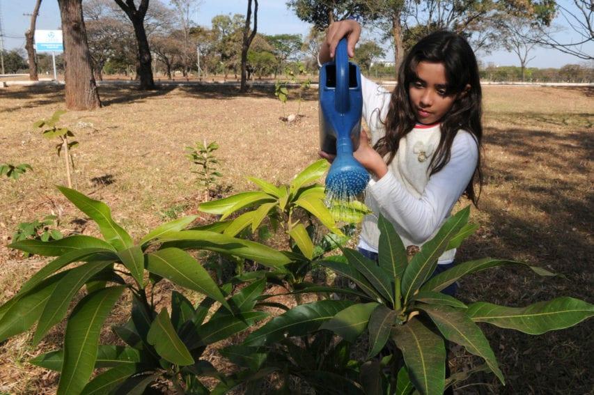 adolescentes biodiversidad