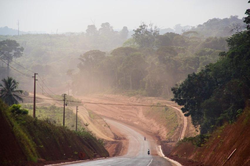carretera peru
