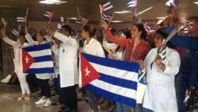 Más países piden ayuda médica a Cuba contra COVID-19