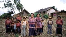 Niños indígenas de Guatemala tienen mayor retraso en crecimiento