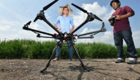 "Inteligencia artificial para ""ver"" raíces de cultivos"