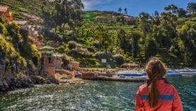 Bolivia: hallan genes resistentes a antibióticos en lagos andinos