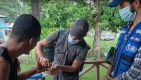 Premio a los que luchan contra malaria en plena pandemia