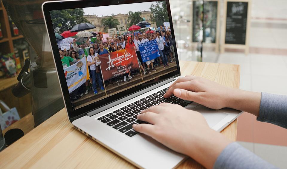 marcha virtual