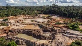 Minería, otro factor para la deforestación amazónica