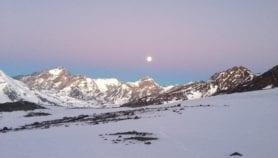 Veloz derretimiento de los glaciares de los Andes