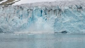 Bacterias pueden alertar sobre derretimiento acelerado de glaciares
