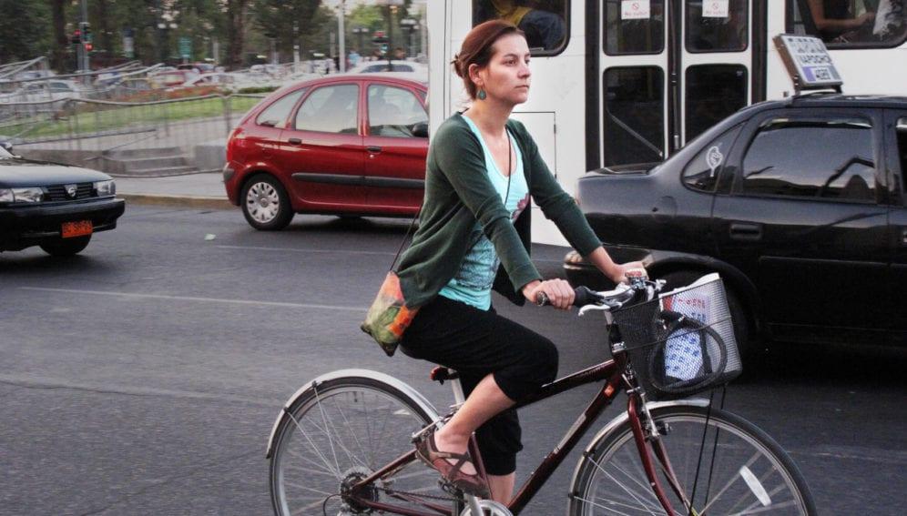 ciclistas urbanos