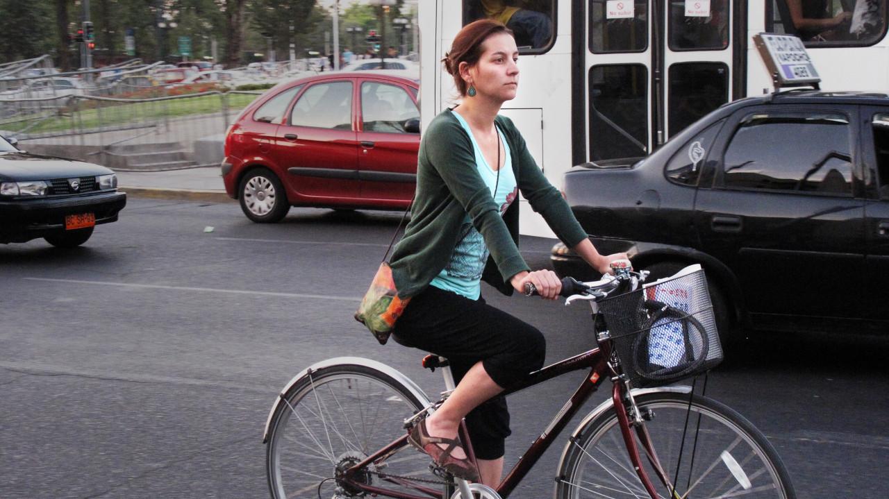 Conocer al ciclista para un uso seguro y masivo de la bicicleta