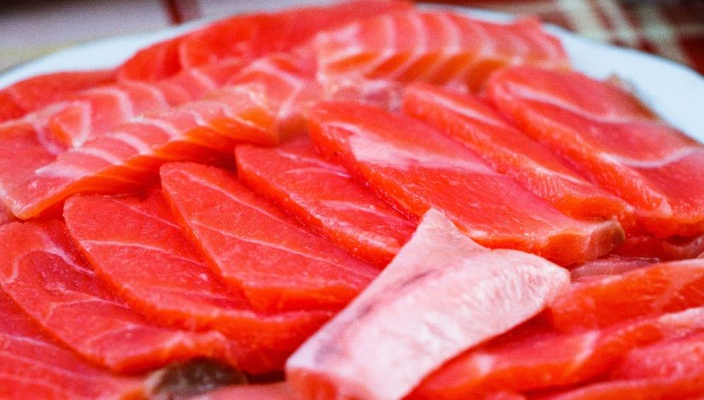 salmon trucha