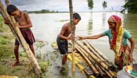 Sea level rise forcing Bangladeshis to migrate