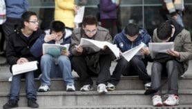 Asia's universities inching their way up