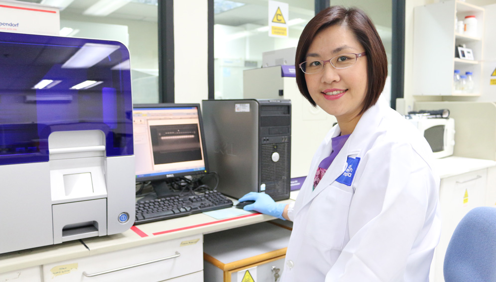 Malaysian scientist leads cancer research in South-East Asia