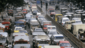 Big data tapped against traffic woes