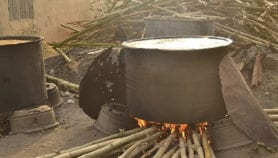 Parboiling husked rice reduces arsenic content significantly
