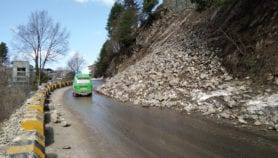 Road-building linked to Pakistan's mountain landslides