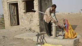 Modern pollutants can reach deep fossil aquifers