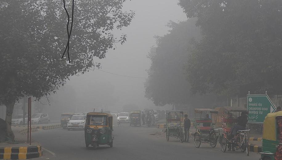 Delhi smog-main