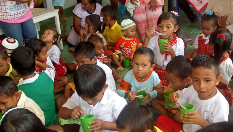 feeding program - main